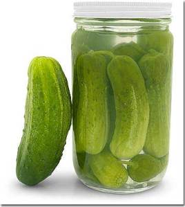 Pickles from the Discover Lebanon website
