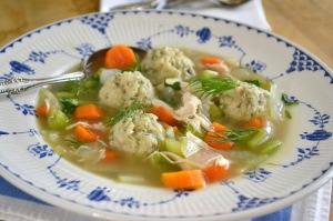 soup matzoh ball soup