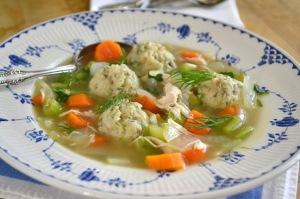 soup matzoh ball soup