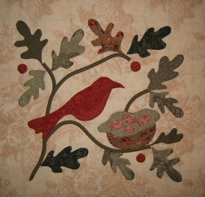 quilt birds of a feather 2