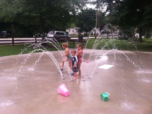 sofia july 2013 all kids in water