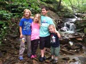 Grands camping Ohiopyle aug 31  2013
