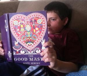 Nathan aug 2013 reading the good master