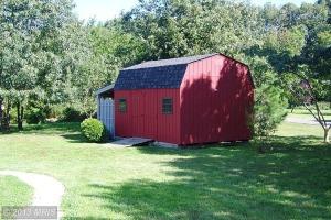 Em new home barn