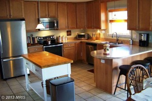 em new home kitchen
