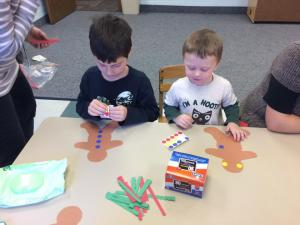 Nathan dec 2013 at preschool dec 2