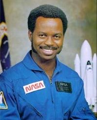 Astronaut Ronald McNair