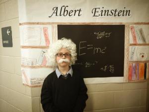 Nathan March 2014 Einstein