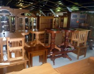 Schlabach furniture room