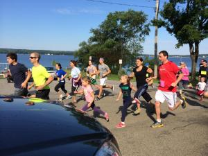 Chautauqua july 2014 point picnic marathon