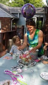 Clara july 2014 ice cream cake