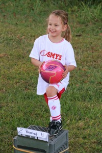 Clara soccer 9 2013 3rd picture