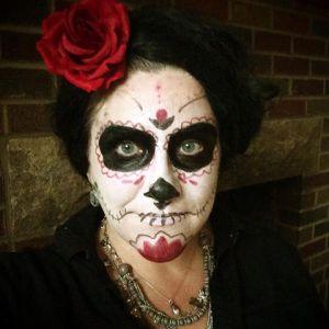 Alice october 2014 Halloween costume