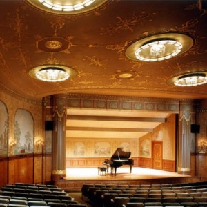 Cleveland Orchestra chamber music room ii
