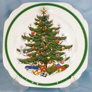 christmas plates plummer