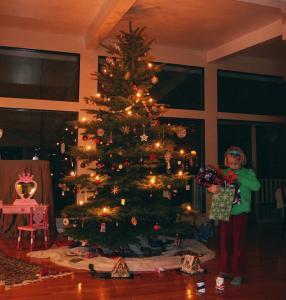 Emily dec 2014 christmas tree best ever
