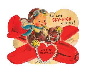art valentine plane