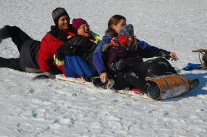 Sledding jan 2015 31st 1
