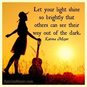 Art Light jan 2015 Lux Garzon blog Let your light shine so brightly that others