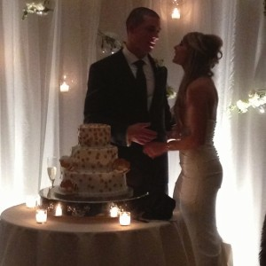 Casey wed another great cake pic
