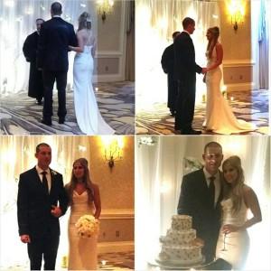 Casey wed fernandez pix
