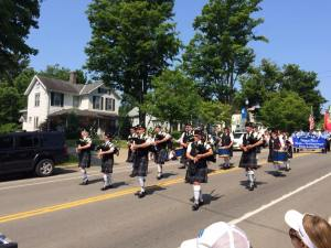 Alice july 2015 kilts at the 4th parade in mayville