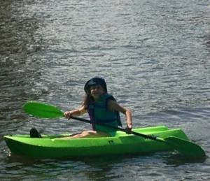 Clara july 2015 kayaking