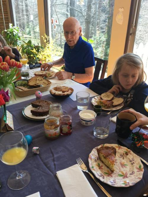 Emily march 2016 brunch table easter