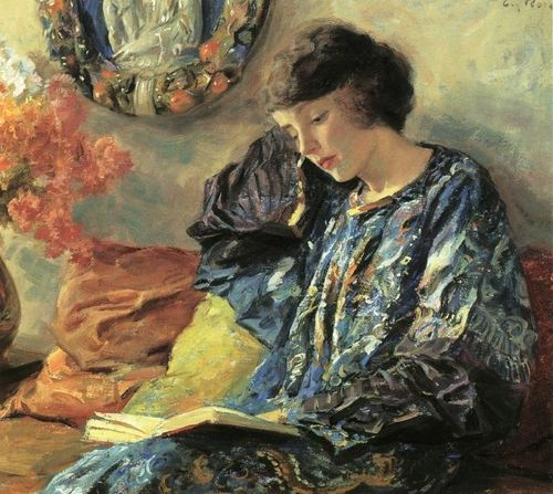Art Marguerite by Guy Rose