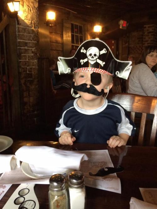 Stephen march 2016 pirate in n carolina
