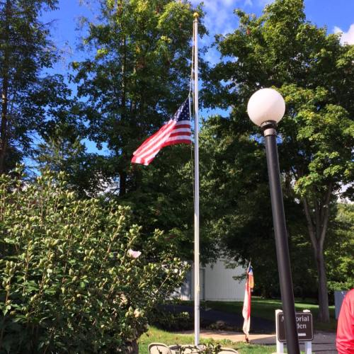 alice-sept-2016-eagle-ceremony-flag-for-9-11