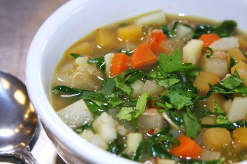 veggies-for-soup