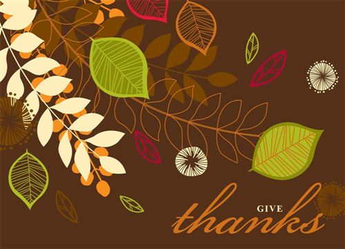 Beauitful Thanksgiving Cards For Business Sayings