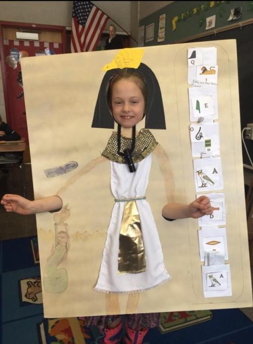 Clara Mar 2017 Cleopatra